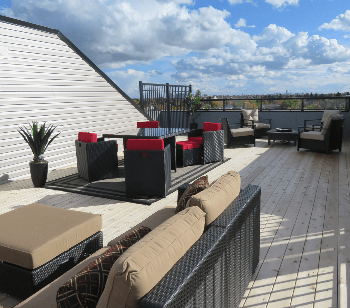 Condo Living 8 Amenities to Look Forward To Rooftop Image