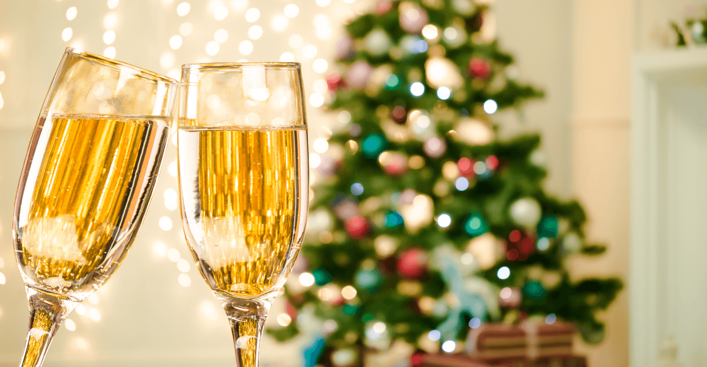 Happy Holidays from StreetSide Champagne Featured Image