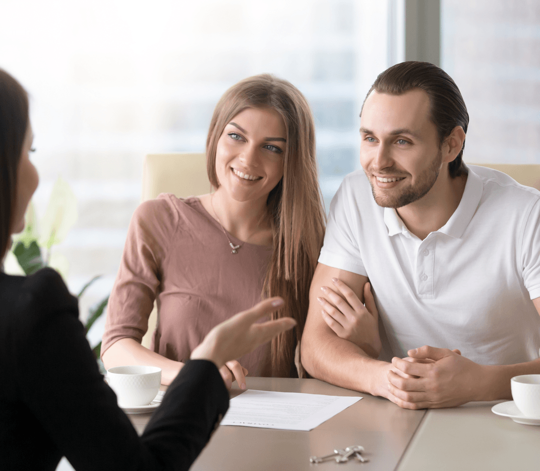 Saving with StreetSide Our Down Payment Plan Couple Image