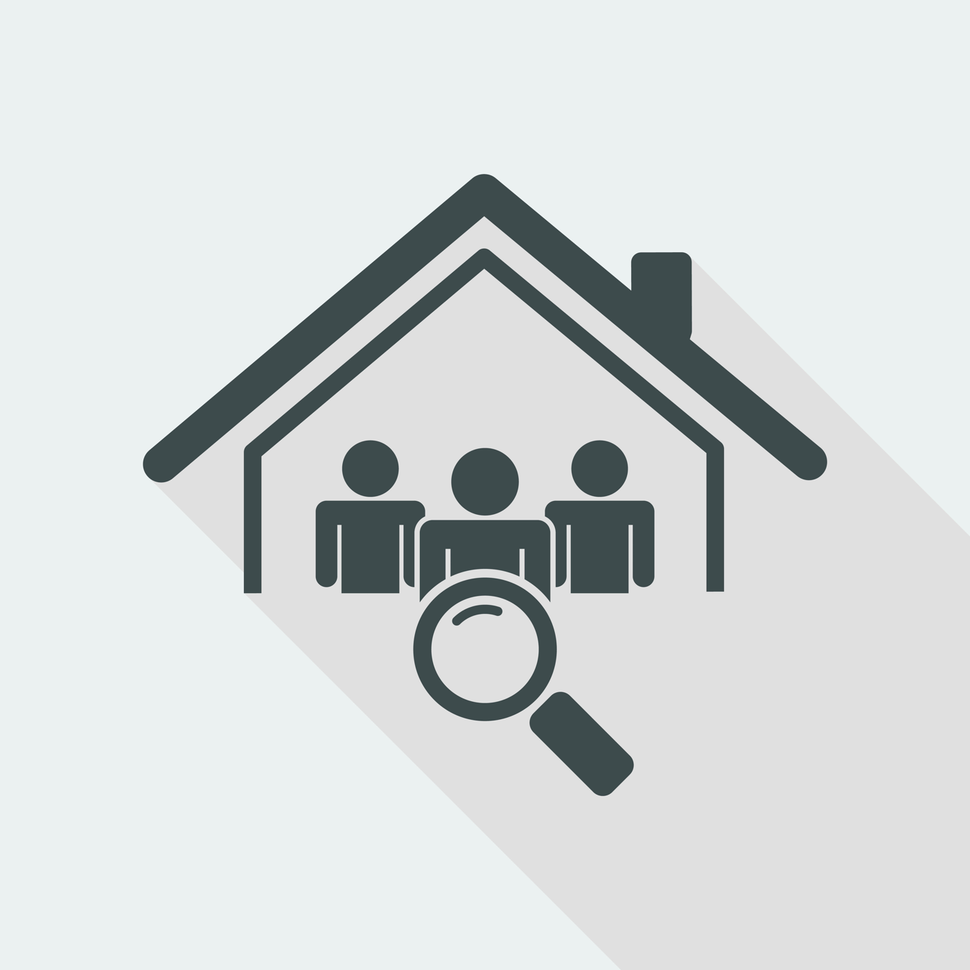 Can a Roommate Help You Get a New Home Vector Image