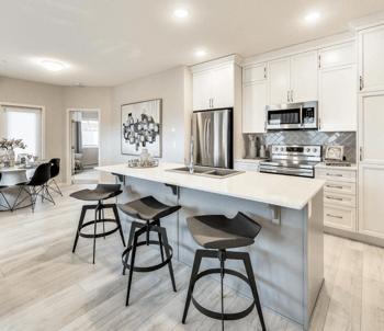 Floor Plan Feature The McCarran Kitchen Image