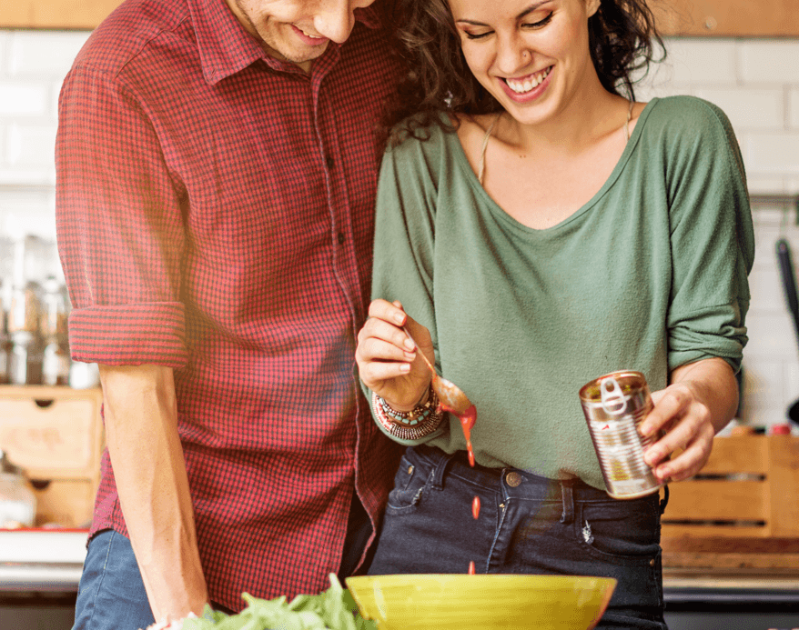 Celebrate Valentines Day On a Budget Cooking Image