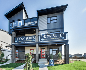 Questions to Ask When Visiting a Show Home Exterior Image