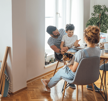 Is It Time for a New Home? Here's How to Tell Family Moving Image